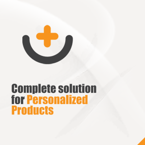 Complete solution for Personalized Products