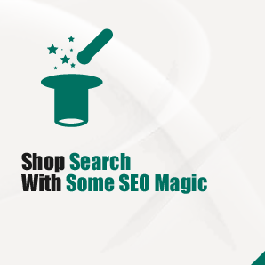 Shop Search With Some SEO Magic