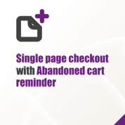Single Page Checkout  Abandoned Cart Reminder